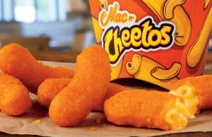 Burger King's Mac N' Cheetos