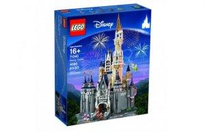 Disney's Sleeping Beauty Castle Lego Set