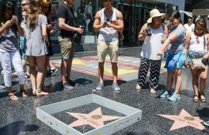 Donald Trump Hollywood Star