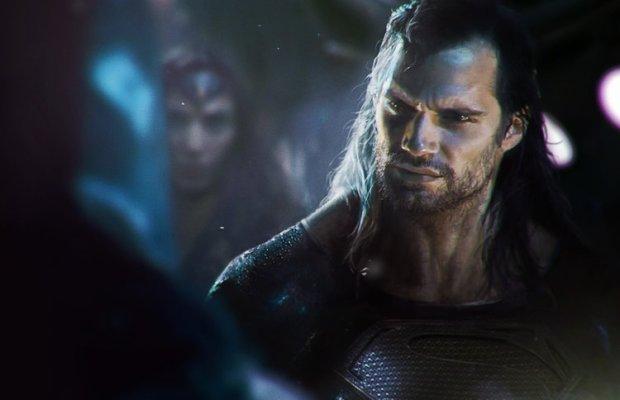 Return of Superman in JUSTICE LEAGUE Art