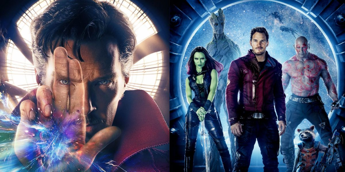 Potential Doctor Strange Guardians of the Galaxy Connection Details From James Gunn!