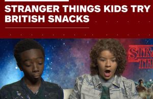 Stranger Things Kids