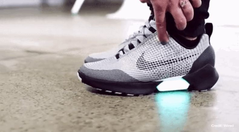 Nike's Self-Lacing Sneakers Launch Date Announced