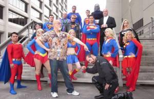 Comic Con, Vegas, 2017