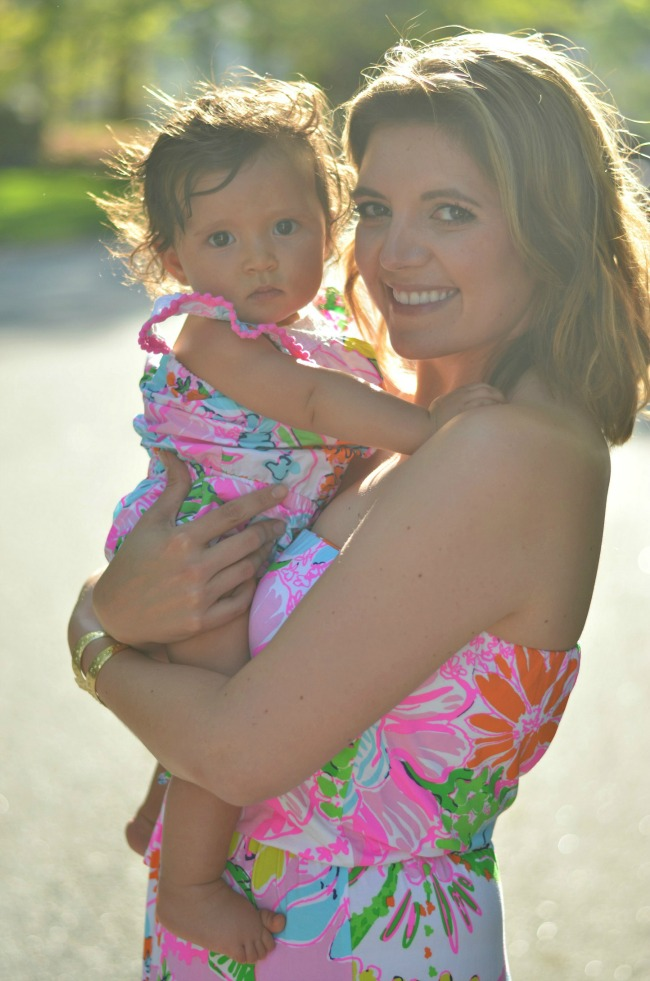 mother daughter lilly pulitzer dresses