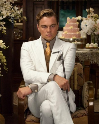 The Great Gatsby Suit | Off White Leonardo DiCaprio Suit ...