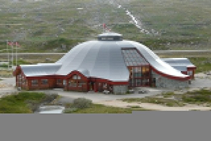 Polarkreiszentrum (Polarsirkelsenteret)