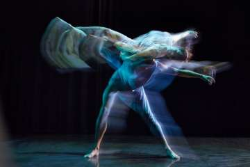 """Still Current"" at Sadler's Wells. Photograph by Warren du Preez and Nick Thornton Jones"