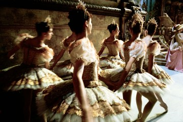 Paris Opera Ballet. Photograph by Gerard Uferas