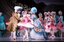 "The Australian Ballet's ""The Sleeping Beauty."" Image Jeff Busby"