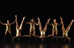 "Ezralow Dance performing ""Open"" at the Wallis. Photograph by Kevin Parry"