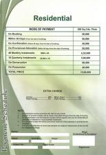 Saima Green Valley Karachi (Payment Schedule residential plots 200 yards)