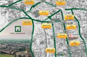 Naya Nazimabad City Housing Scheme - Location Map or Plan