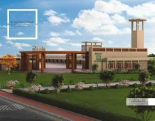Naya Nazimabad Karachi - Master Plan School conceptual view