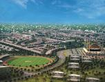 Naya Nazimabad Karachi - Master Plan (Sports Ground, Masjid)