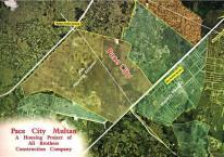 Pace City Multan - Location Map (Near PIA Housing, WAPDA Town Phase II