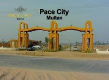 Pace City Multan - Main Enterance (Entry Gate)