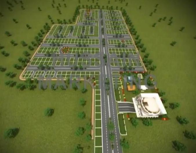 Pace City Multan - Master Plan