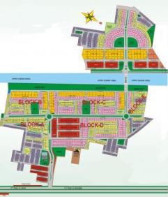 Citi Housing Gujranwala - Layout / Master Plan
