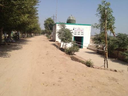 Fatima Jinnah Town Multan Block F - Mazar Taqi Shah on Canal 2