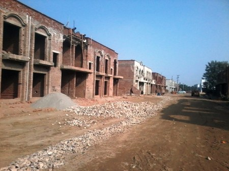 Cantt villas multan construction of 3 5 6 marla houses for 5 marla villas