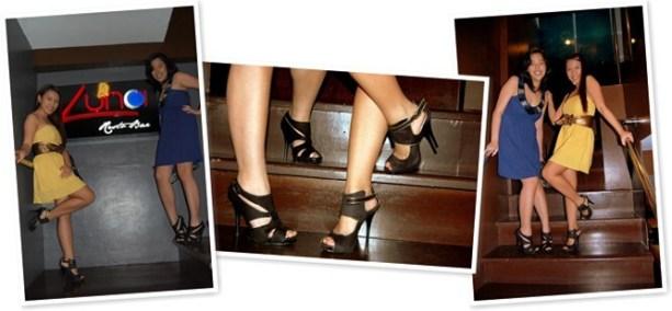 View Michael Antonio Shoes at Luna Restobar