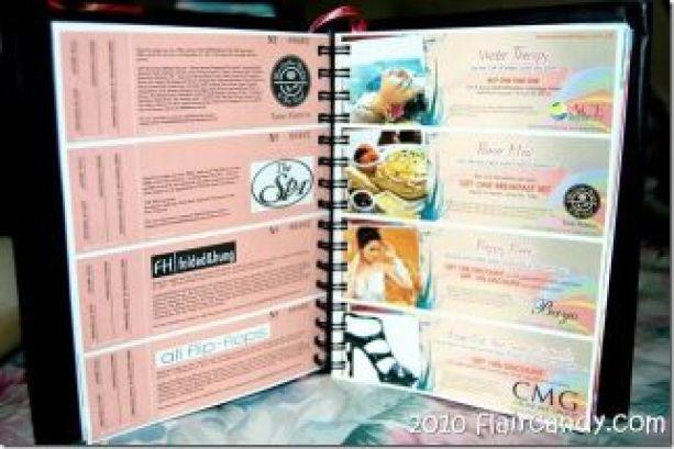 Inside the Belle De Jour Planner 2011 04