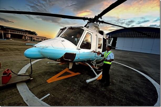 JRR_2442 - Presidential Helicopter