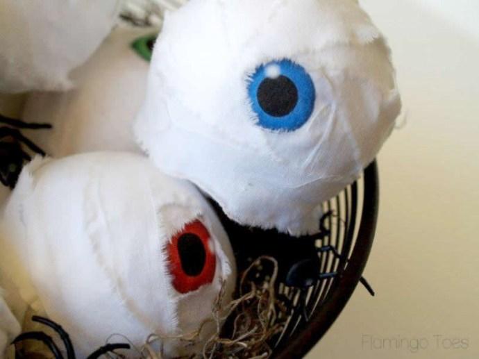 Mummy Eyeballs
