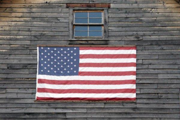 Flag-Barn