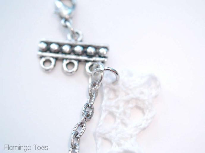 Adding Lace to Chain