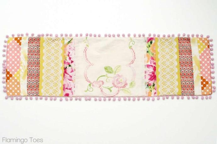Pieced Table Runner