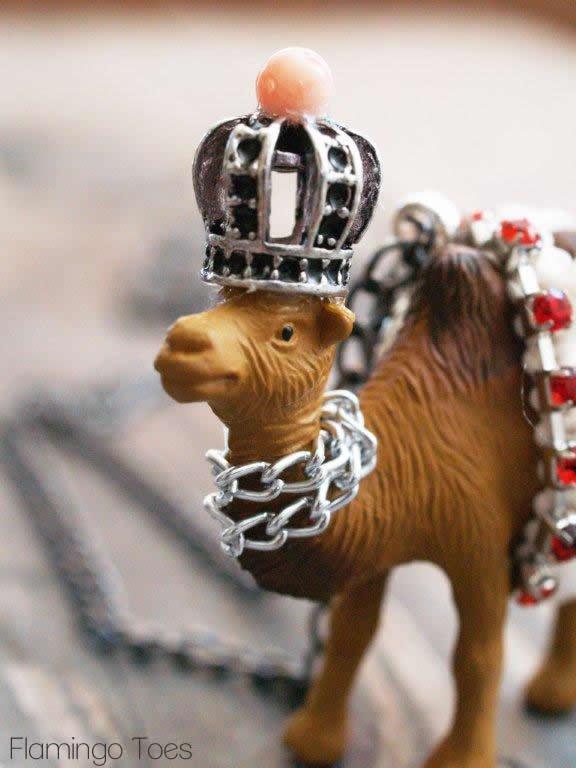 Circus Camel