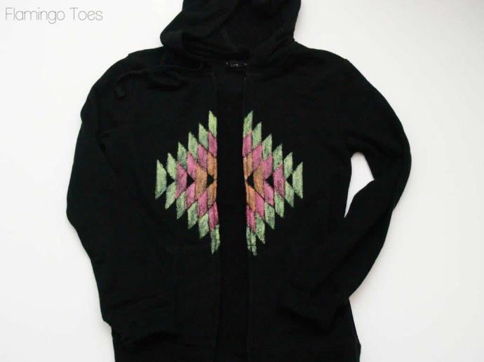 beach hoodie