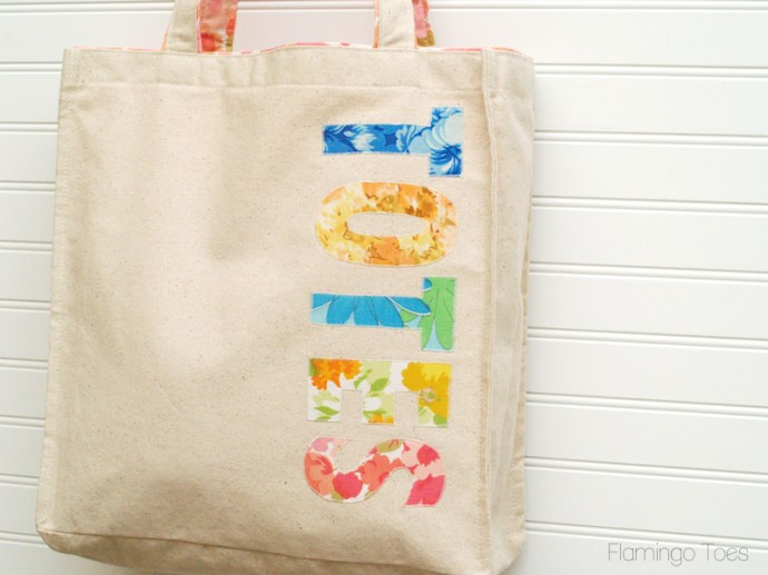 Totes Cute Decorated Tote