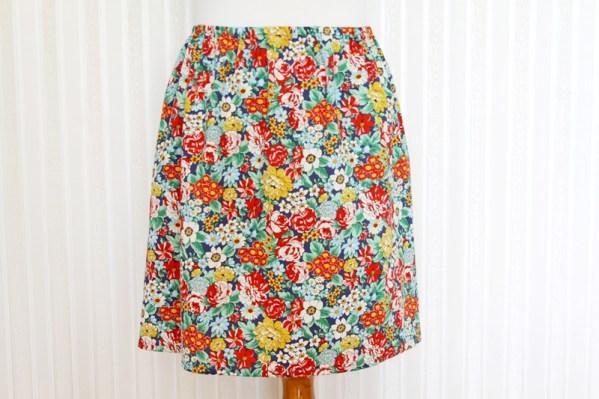 15 Minute Cute DIY Skirt
