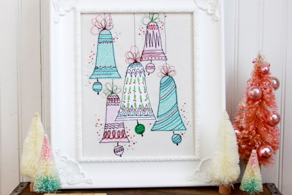 Christmas-Bells-Card-Stitchery