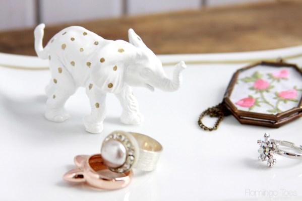 Polkadot-Elephant-Trinket-Tray