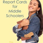 Free printable report cards for middle schoolers