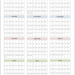 Free printable academic calendar for 2015-2016 | www.flandersfamily.info