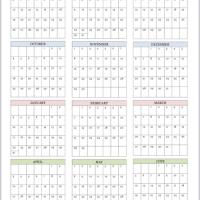 Mailbag: 2016 Calendars for Advanced Planning