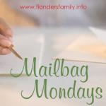 Mailbag Mondays