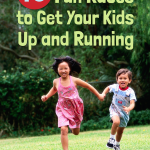 Need some fun ideas to get your kids off the couch? Try these fun races from www.flandersfamily.info