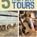 5 Things We Love about Factory Tours