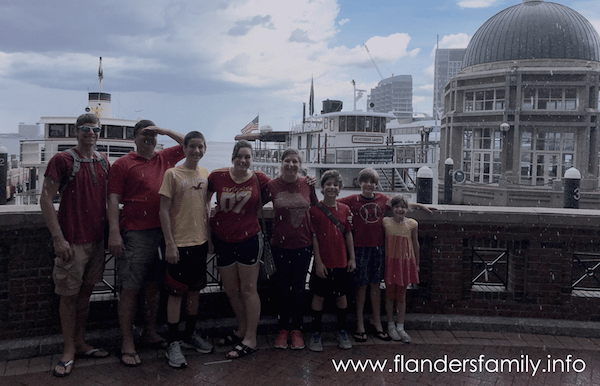 Finding Family Fun in Boston