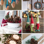 17 Beautiful Pinecone Crafts