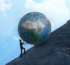 Circle-Globe-Uphill