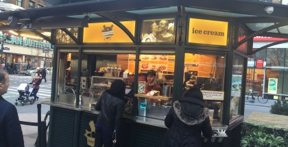 Wafels and Dinges at Herald Square!