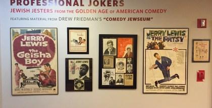 Jewish Comedy at CJH at new YIVO Exhibit!