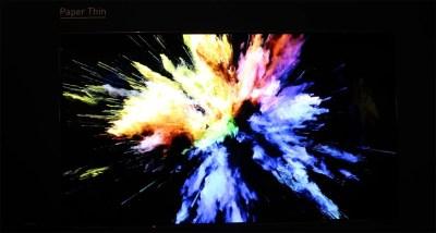 Lots more wallpaper OLED TVs incoming - FlatpanelsHD